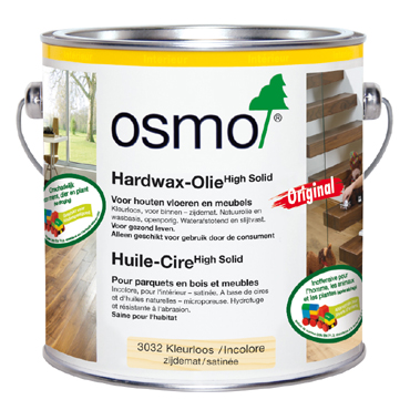 Osmo Hardwax-Olie 3032 kleurloos