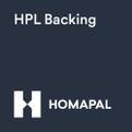 Homapal® HPL Backing B002 product photo