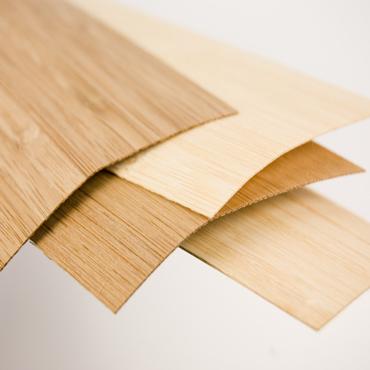 Fineer Bamboe Sidepressed Naturel