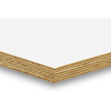 Okoume multiplex wit 310x153cm FSC