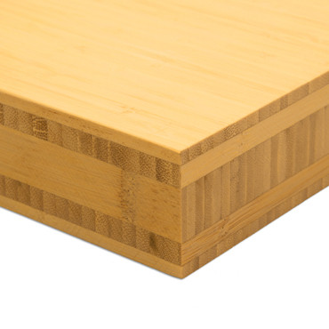 Bamboe 5L Plaat Sidepressed Naturel product photo