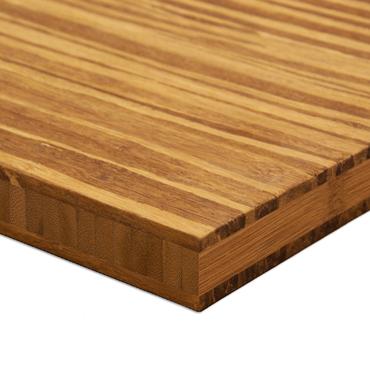 Bamboe 3L Plaat Density Caramel/Naturel