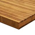 Bamboe 3L Plaat Density Caramel/Naturel product photo