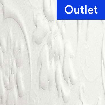 Sibu LL Floral White/Gold