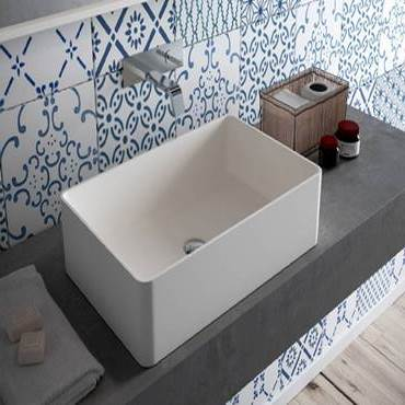 Hi-Macs® opzet sanitairbak CB540R S028