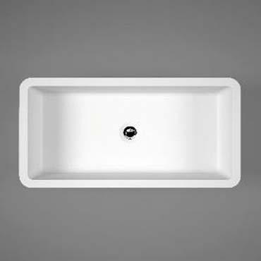 Hi-Macs® sanitairbak  CB602 S028