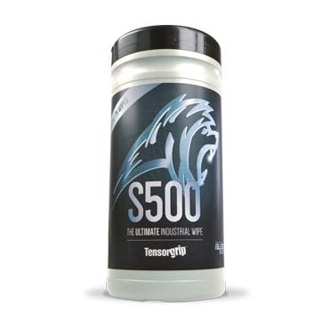 Tensorgrip Wipes S500