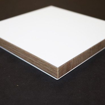 ABS Kantenband Wit/Eiken dwars product photo