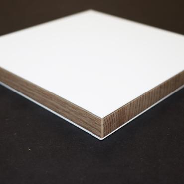 ABS Kantenband Wit/Eiken langs product photo